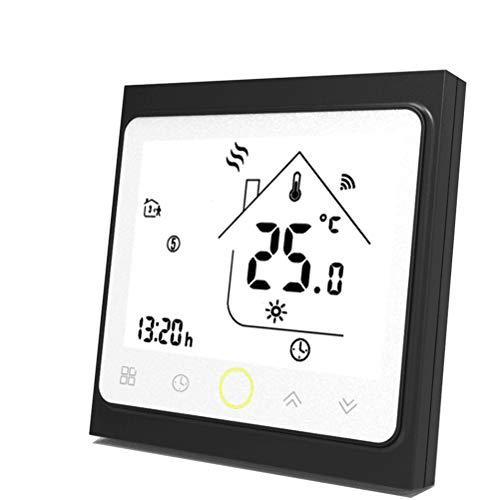Qiumi Termostato Wifi para calefacción individual de calderas de...