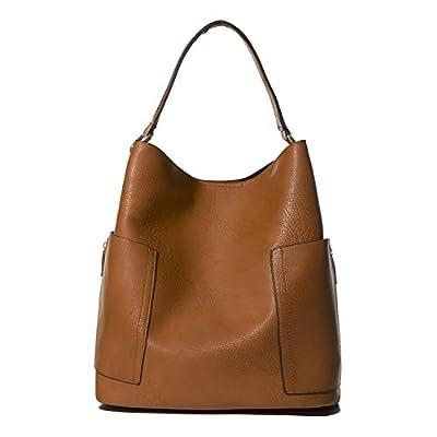Handbag Republic Women Handbag PU Leather Top Handle Bag Korean Fashion Tote Style With Side Zipper Pouch