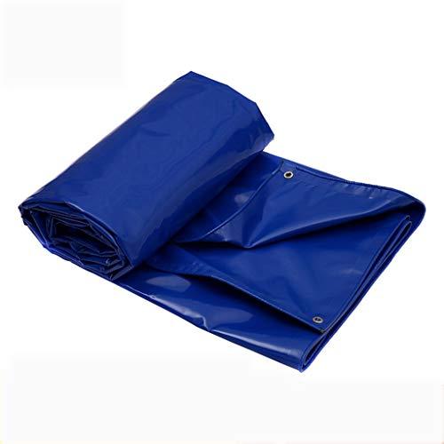 Bâches Toile de tente de tente résistante écran solaire résistant à la pluie de tissu de couverture résistant à l'usure de pvcrain tissé à haute densité double stratifié 100% étanche et protégé UV