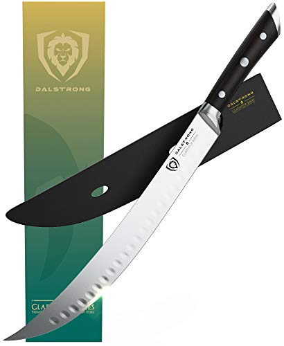 Butcher's Breaking Cimitar Knife