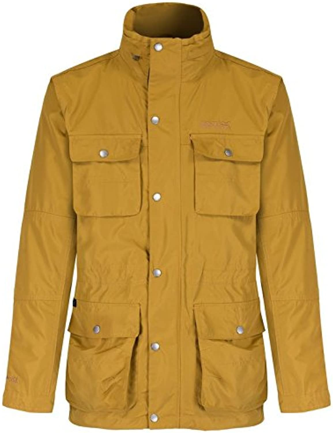 (XLarge, Dark Cumin)  Regatta Men's Elwin Waterproof Jacket