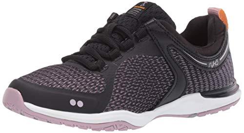 RYKA Women's Graphite Training Shoe, Black, 9