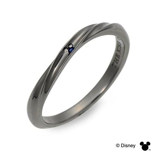 [ザ・キッス] Disney シルバー リング 指輪 婚約指輪 結婚指輪 エンゲージリング メンズ ディズニー 17.0号 DI-SR1822SP-17