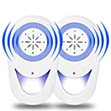 Best Ultrasonic Rodent Repellers - Ultrasonic Pest Repeller, 2 Pack Upgrad Mice Review