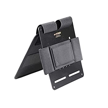 Tactical Bedside Holster Bedside Backup Bedside Pistol Holster Bedside Handgun Holster Mattress Holster Magazine and Flashlight Loop Under Desk Couch Vehicle Seat In the Purse Gun Organizer