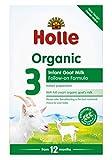 Holle Organic Follow-on Formula 3goat Milk, 400g