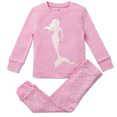 Girls Mermaid Pajamas