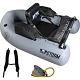 Belly boat Float Tube Storm 180 Amtrac Fishing
