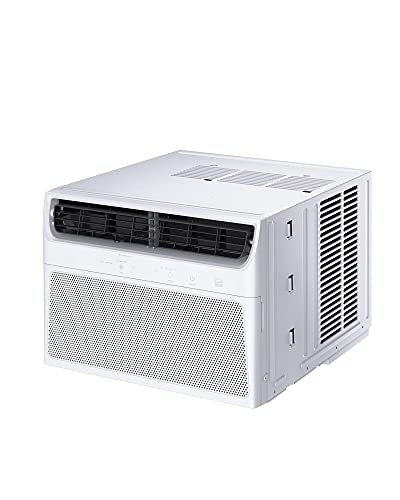 Window Air Conditioner, 10000 BTU Window AC Unit with Remote, Cool, Fan, Dehumidifier and Eco Mode 4-in-1, Energy Star Window-Mounted AC 3 Speeds, 24H Timer, Digital Display for Home