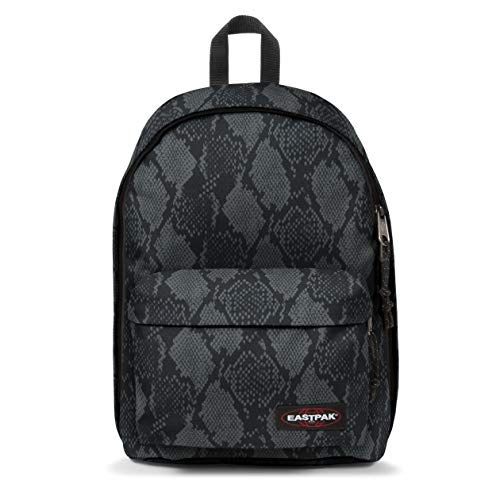 Eastpak Out Of Office Mochila  44 Cm  27  Safari Snake  Gris