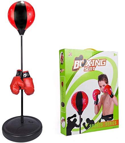 ToyVelt Punching Bag For Kids Boxing Set...