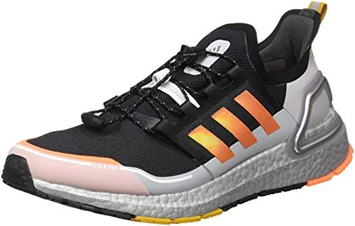 adidas Ultraboost C.RDY, Zapatillas para Correr Hombre, Core Black Signal Orange Legacy Gold, 47 1/3 EU