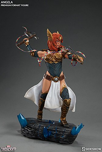 Sideshow Marvel - Guardians of the Galaxy - Angela Premium Format Statue by image