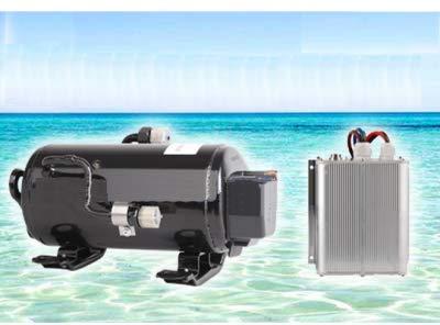 Inversor 12 V R134a GOWE compresor aire acondicionado para