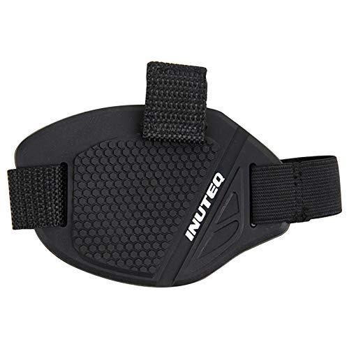 Hotsel Protector de palanca de cambios para moto, protección de botas, protección de goma