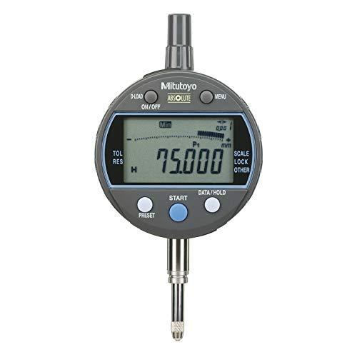 Mitutoyo 543–310B Digimatic Reloj comparador con función de parada min,...