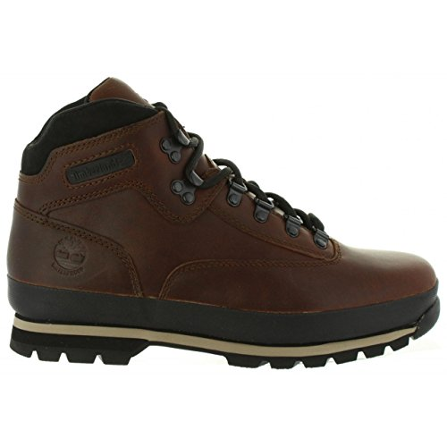 Timberland - Euro Hiker Leather Homme - marron - 43