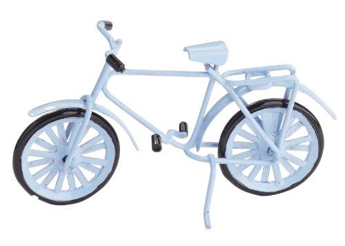 Miniatur-Fahrrad hellblau, ca. 9,5 x 6 cm