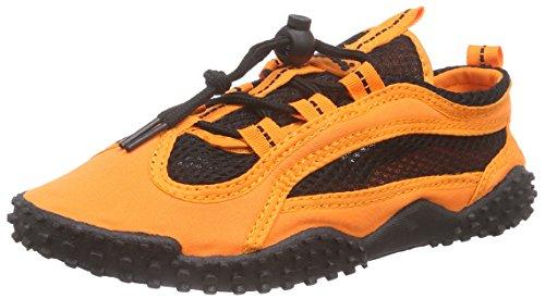 Playshoes Unisex-Erwachsene Aqua-Schuhe Surfschuhe, Orange (orange 39), 44 EU