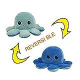 StoreCreative - Octopus Pulpo Reversible Mini - Pulpos Reversibles de Doble Cara para niños, Juguetes para niños,...