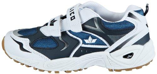 Lico New Girls Bob V Athletic Shoe White//Lilac//Navy 29