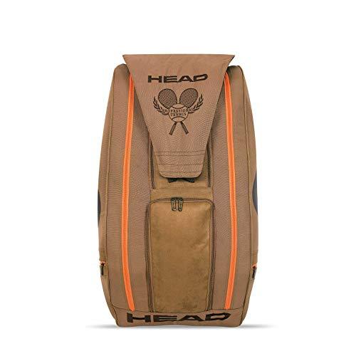HEAD  Tennistasche Murray Monstercombi, orange/schwarz, TH283182