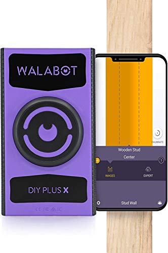 WALABOT DIY Plus X Visual Wall Scanner - Compatible with Android Smartphones