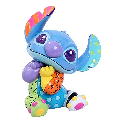 Disney Britto Collection Stitch Mini Figurine 6006125