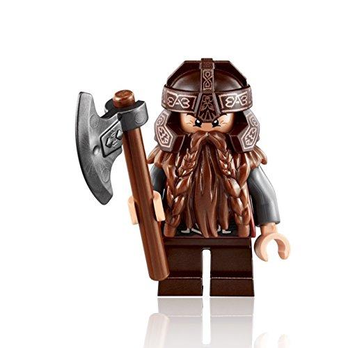 LEGO Figur Herr der Ringe Gimli (lor013) Lord of Rings