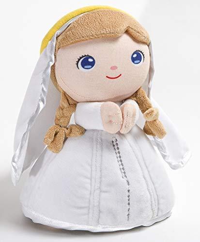 Peluche Virgen María -Jesusito de mi vida- 22 cm. Virgen de