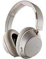 Plantronics BACKBEAT GO 810 słuchawki z funkcją Bluetooth, pianka pamięciowa, nauszne, kość biała