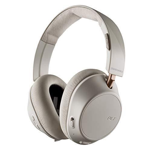 Plantronics BackBeat GO 810 Wireless Headphones, Active Noise Canceling Over Ear Headphones,...