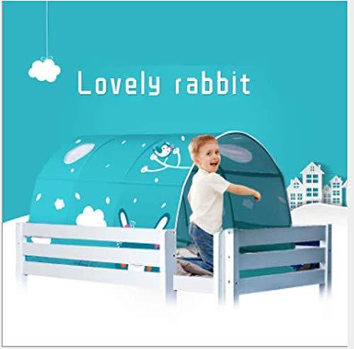 Kinderbed Tent Game House opvouwbare Kid Dream wieg luifel spel huis (140cm*100cm*80cm)