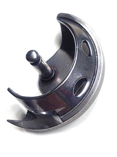 Transbordador gancho máquina de coser doméstica universal gancho lanzadera caso titular