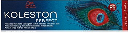 Wella Professionals Koleston Hair Colour 60 ml 66/55 Dark Intense Mahogany Blonde by Wella