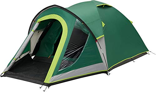 Coleman Kobuk Valley 3 Plus Tent - Green/Grey, One Size
