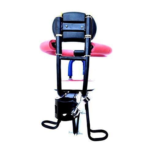 Eillybird fietsstoeltje voor op de voorstoel, veiligheid voorstoel, zadeldrager, afneembaar voorzitje, kinderzitje pedaal