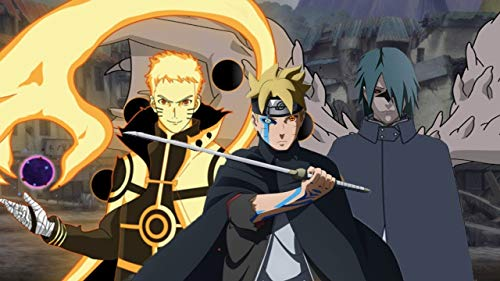 Kit De Pintura De Diamante 5D,Imagen De Naruto Anime Diamond Painting,cristal bordar cuadros de punto de cruz para el hogar Decoración de Pared Regalo 30x50cm