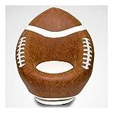 Lzww Chaise de Jeu, Sports Style Pivotant Canapé Bureau, Faux Cuir Fauteuil À Dossier Haut pour Le Cadeau Adultes et Enfants,Rugby