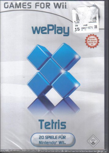 Games For Wii - Tetris (wePlay)