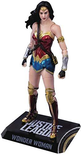 Beast Kingdom Toys- Wonder Woman Action Figure, DAH-012