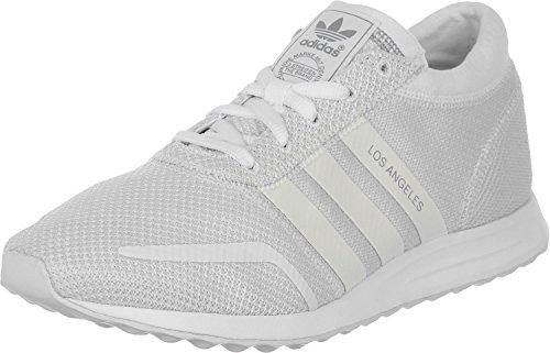 Adidas Herren Los Angeles Turnschuhe, Weiß, 36 EU