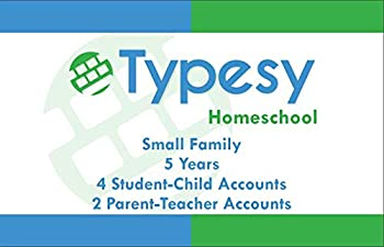 Typesy Homeschool Small Family [Amazon Exclusive Access Card]