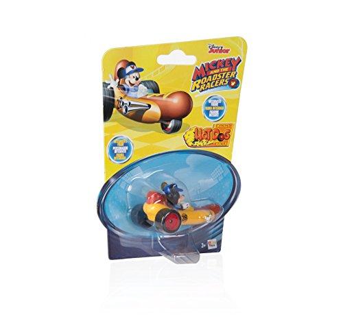 Mickey Mouse- Mini Vehículos Diggity Hot Rod, Multicolor (I