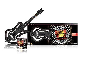 Guitar Hero 6  Warriors of Rock Bundle - PS3