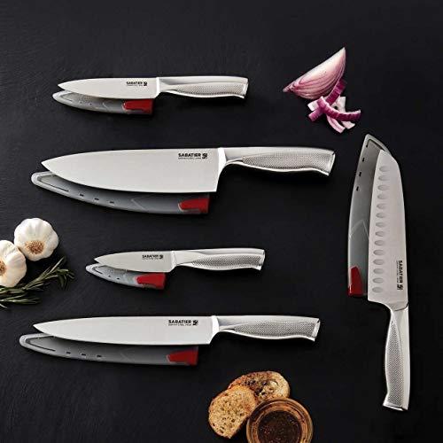 sabatier 5 piece knife set