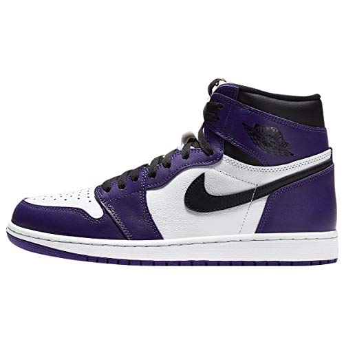AIR JORDAN 1 HIGH OG 'Court Purple' - 555088-500 - Size 43-EU