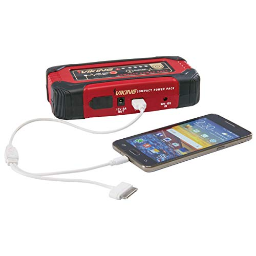 LITHIUM ION JUMP STARTER AND BATTERY PACK