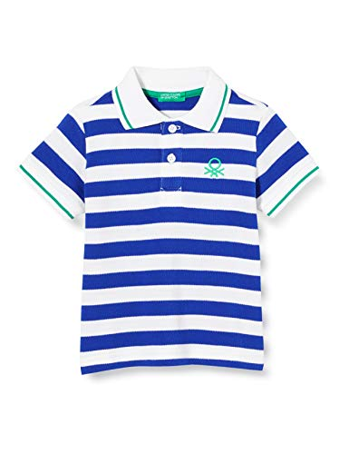 United Colors of Benetton Maglia Polo M/M Bebés