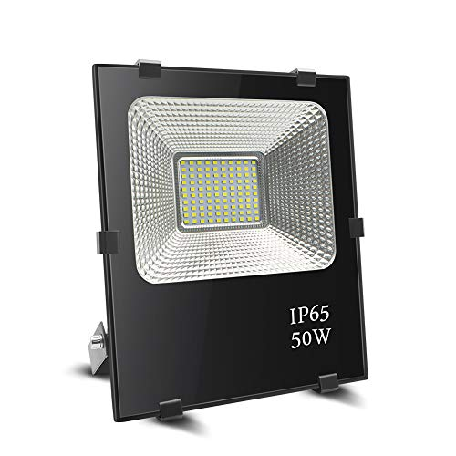 Foco led 50w, BeiLan LED Foco proyector exterior Super